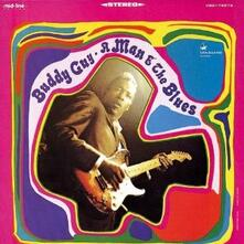 A Man and the Blues - CD Audio di Buddy Guy