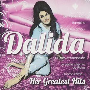 Her Greatest Hits - CD Audio di Dalida
