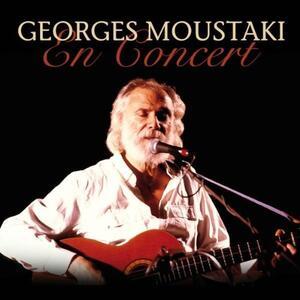 En Concert - Vinile LP di Georges Moustaki