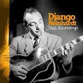 Vinile First Recordings Django Reinhardt