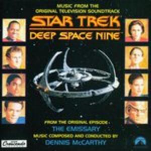Star Trek. Deep Space Nine (Colonna Sonora) - Vinile LP di Dennis McCarthy