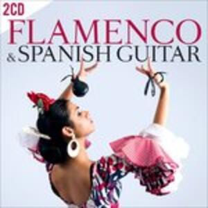 Flamenco & Spanish Guitar - CD Audio