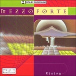 Rising - CD Audio di Mezzoforte