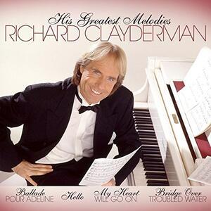 His Greatest Melodies - Vinile LP di Richard Clayderman