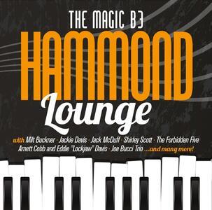 Hammond Lounge - CD Audio
