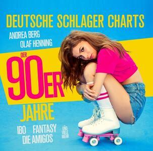 Deutsche Schlager 90er - CD Audio