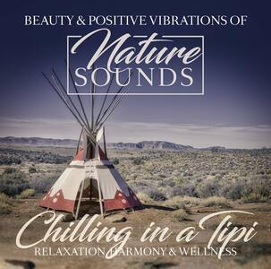 Chilling in a Tipi - CD Audio