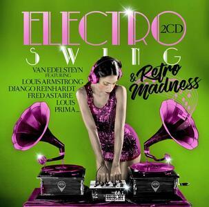 Electro Swing & Retro - CD Audio