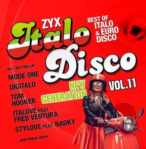 Zyx Italo Disco New - CD Audio