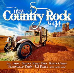 New Country Rock vol.14 - CD Audio