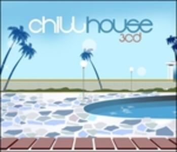 Chill House - CD Audio
