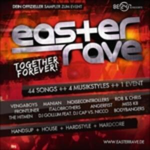 Easter Rave 2016 - CD Audio