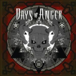 Iii - CD Audio di Days of Anger