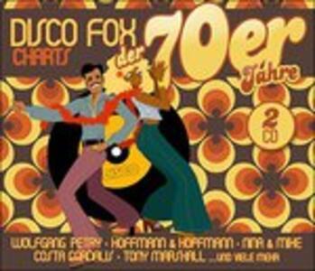 Disco Fox Charts - CD Audio