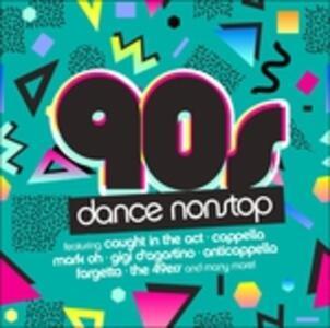 90s Dance Nonstop - CD Audio