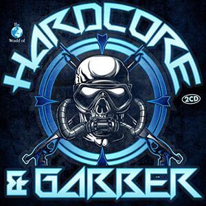 Hardcore & Gabber - CD Audio