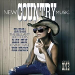 New Country Music vol.1 - CD Audio