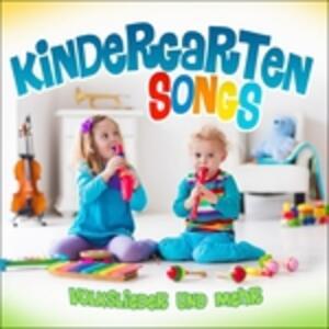 Kindergarten Songs - CD Audio