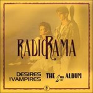 Desires and Vampires - CD Audio di Radiorama