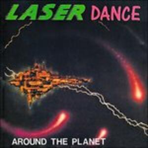 Around the Planet - CD Audio di Laserdance