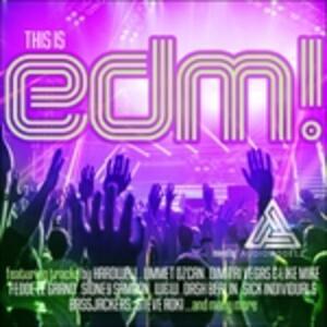 This Is Edm - CD Audio