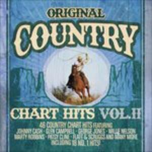 Original Country Chart - CD Audio