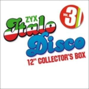 Italo Disco 12 Inch - CD Audio