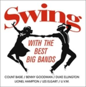 Swing with the Best Big - Vinile LP