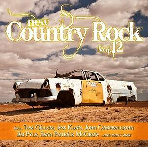New Country Rock vol.12 - CD Audio