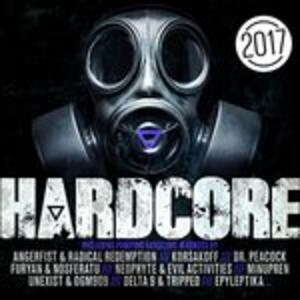 Hardcore 2017 - CD Audio