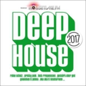 Deep House 2017 - CD Audio