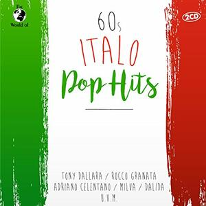 60s Italo Pop Hits - CD Audio