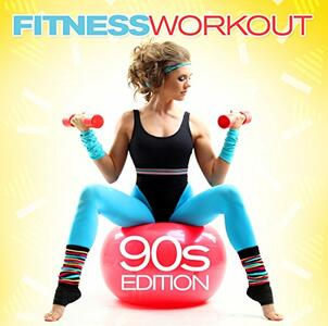 Fitness Workout 90s - CD Audio