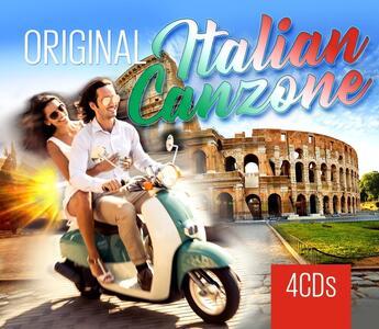 Original Italian Canzone - CD Audio