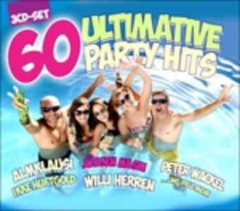 60 Ultimative Party Hits - CD Audio