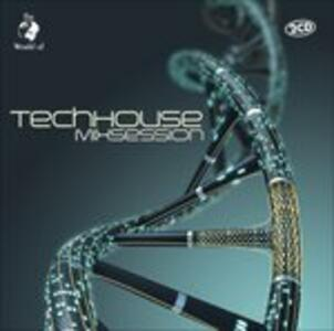 Techhouse Mixsession - CD Audio