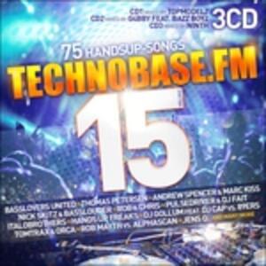 Technobase fm - CD Audio