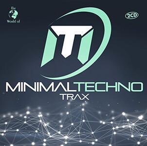 Minimal Techno Trax - CD Audio