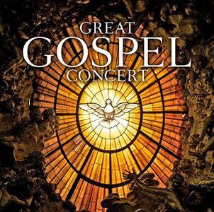 Great Gospel Concert - CD Audio