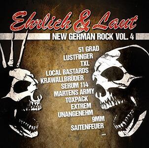 Erhlich & Laut - CD Audio