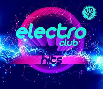 Electro Club Hits - CD Audio