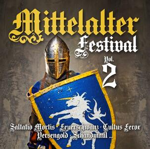 Mittelalter Festival 2 - CD Audio