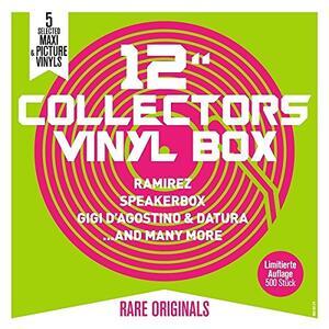 """12"""" Collector's Vinyl Box - Vinile LP di Gigi D'Agostino"""