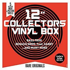 "12"" Collector's Vinyl Box - Vinile LP di Benassi Bros"