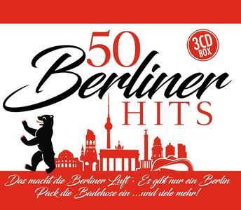 50 Berliner Hits - CD Audio