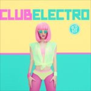 Club Electro - CD Audio