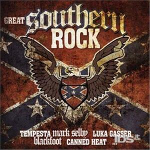 Great Southern Rock - CD Audio