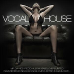 Vocal House - CD Audio