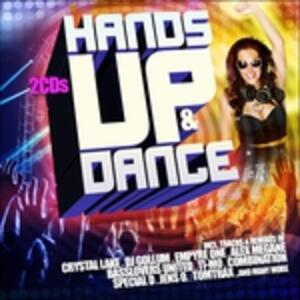 Hands Up & Dance - CD Audio