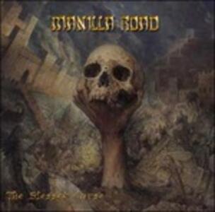 The Blessed Curse - CD Audio di Manilla Road